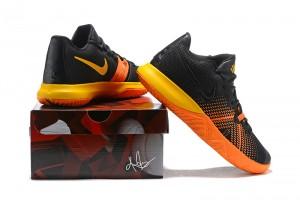 best loved 76758 9b0c7 Nike Kyrie Flytrap Anthracite Black Metallic Gold Men u0027s Basketball  Shoes