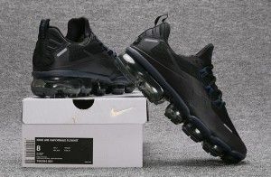 2882dc6352ae Nike Air VaporMax Flyknit Moc Black Anthracite AH3397 004 Men s ...