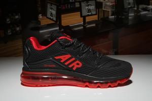 Nike Air Max 2018 Elite KPU Black Grey Men's Running Shoes NIKE ST001965