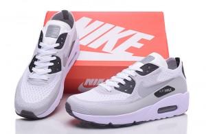 1c4812535b Nike Air Max 90 Pink Straw Mat Women's Running Shoes Sneakers 443817 ...