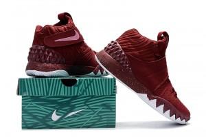 sneakers for cheap 4e507 fa7f7 Nike Kyrie S1 Hybrid Burgundy White Men s Basketball Shoes