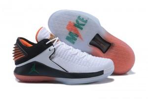 on sale 743a0 5d769 Air Jordan XXXII Low AJ 32 PF 32 Gatorade Be Like Mike White Orange Men s  Basketball