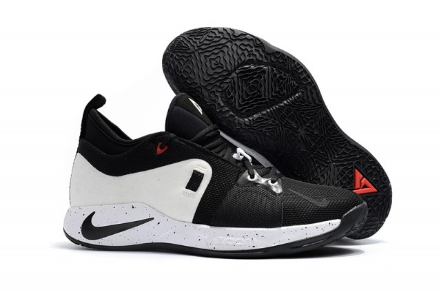 great fit 83b40 e9885 Nike Paul George PG2 Playstation White Black Men's Basketball Shoes  NIKE-ST001851