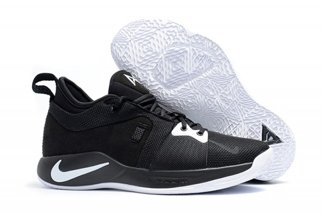 free shipping 1f167 a6608 Nike Paul George PG2 Playstation Black White Men's Basketball Shoes  NIKE-ST001852