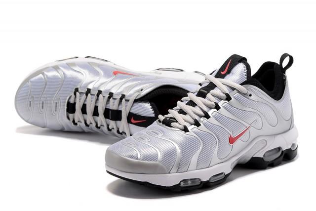 Plus White Silver Nike Max Metallic Running Tn Bullet 903827 Women's 001 Men's Varsity Shoes Ultra Red Air Black H92WEDI