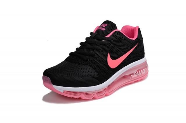 Nike Air Max 2017 Pink Womens Running Shoes