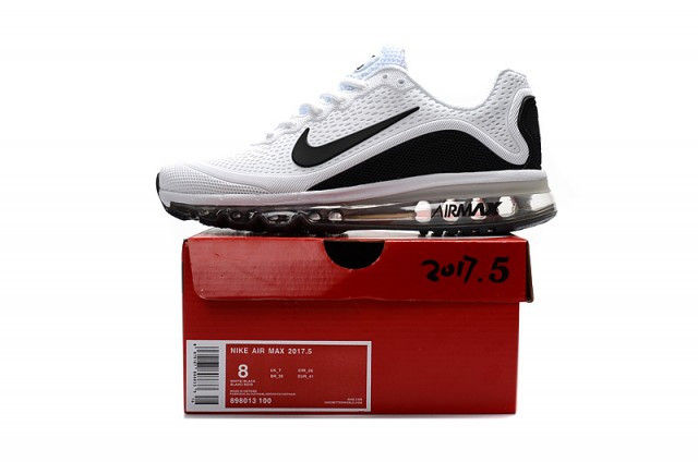 ebay nike air max 2017 kpu white black 18c11 0a62b