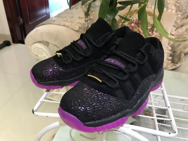 bb72350908866 Nike Air Jordan Retro 11 Think 1 Womens Athletic Basketball Shoes ...