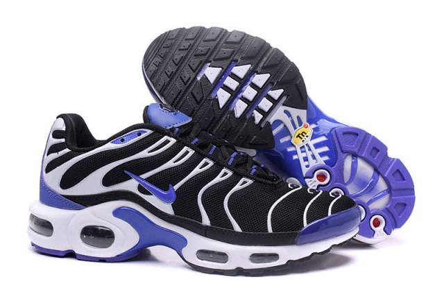 e11453d81af8 Nike Air Max Plus TXT Tn Black Persian Violet White 647315 051 Men's  Running Shoes 647315-051   WithTheSale.com