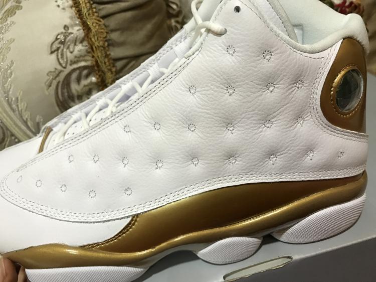 cheaper 6644c e6391 Nike Air Jordan Retro 13 DMP June Mens Athletic Basketball Shoes 414571-135
