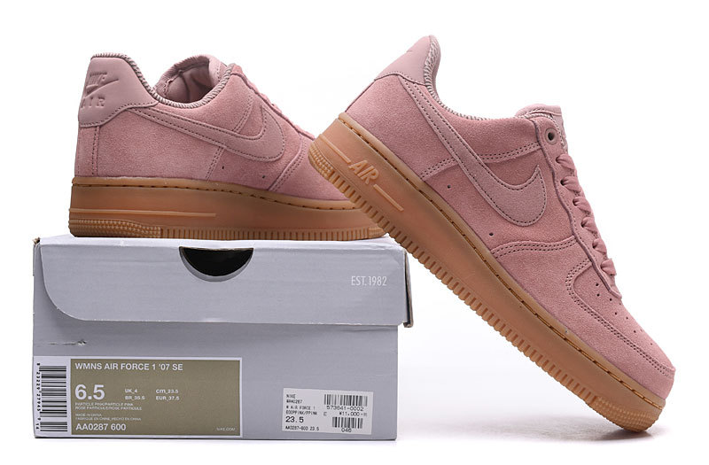 Pink Running 1 Air Low Sneakers Nike Particle Women s Force Shoes Zxw4EXq0 68bce03dc76