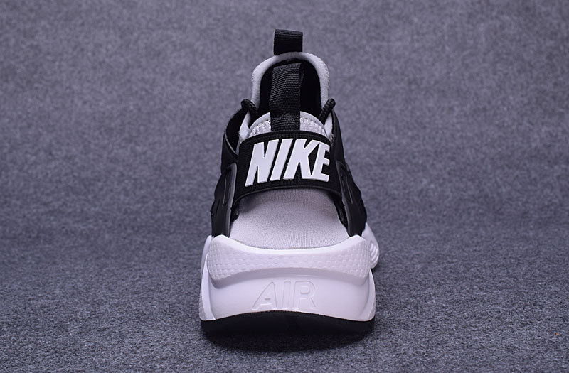 0d949bb52485 Nike Air Huarache Run Ultra Wolf Grey Black Cool Grey White Men s Women s  Casual Shoes