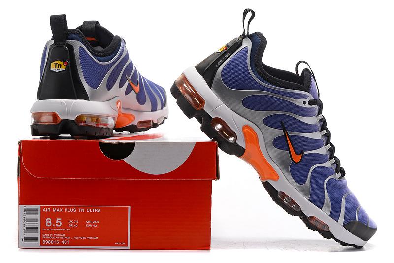 innovative design 208ca 39da2 ... uk nike air max plus tn ultra royal blue white orange f7036 ddaee