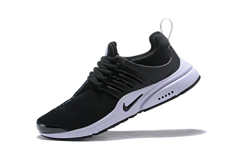 détaillant en ligne 717ee a66b1 Nike Air Presto Essential Black Whtie Men's Women's Running Shoes 848187-009