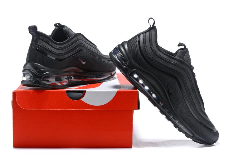low priced 3de2b 4d991 Nike Air Max 97 UL  17 Triple Black ...