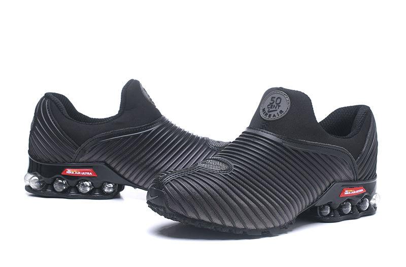 cba9b5fd995547 Nke Air Max Plus v 50 Cent Shox Anthracite Grey Black Men s Running Shoes