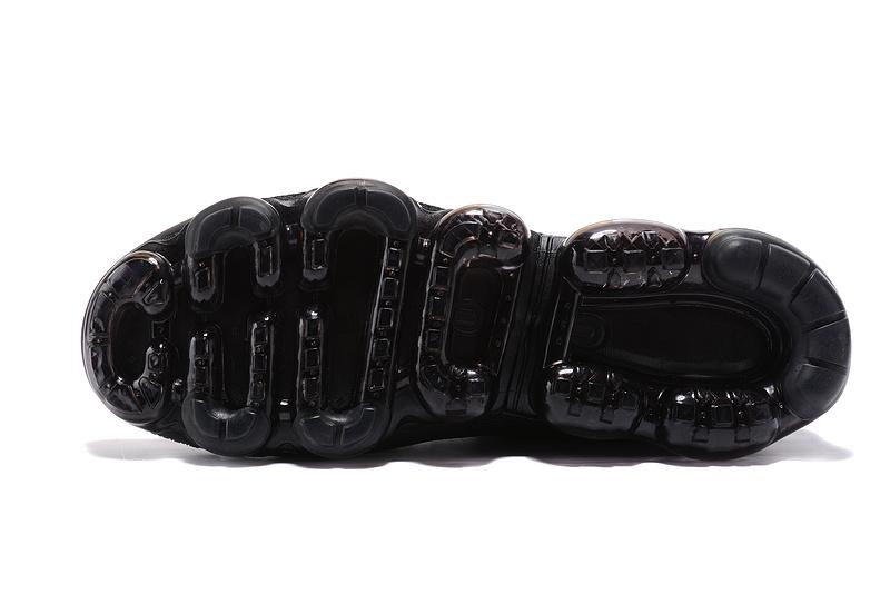Nike Air VaporMax Flyknit 2 TPU Black White Women s Men s Running Shoes 5eb6a63e6