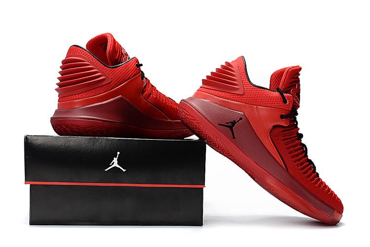 los angeles 783f4 45515 Nike Air Jordan 32 Low AJ32 Rosso Corsa Red ...