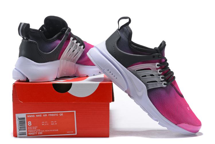 5bcffc49a496a Nike Wmns Air Presto Ultra Breathe Hyper Purple White Black Women's ...