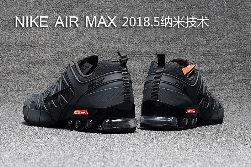 lowest price 3f68f 7d7d0 Nike Air Max 2018. 5 Shox KPU Anthracite Grey Men's Running Shoes  NIKE-ST000403