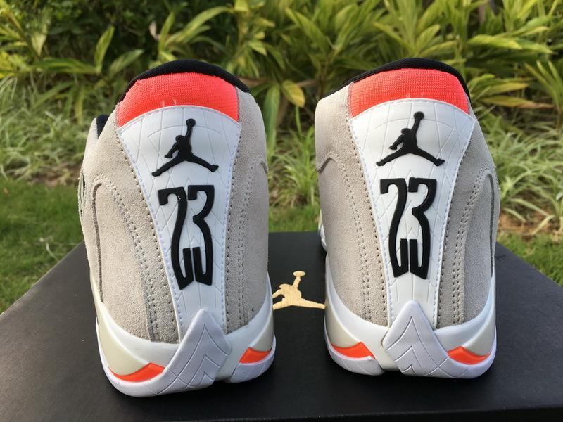 best service aa6a5 86189 Nike Air Jordan Retro 14 Desert Sand Mens Athletic Basketball Shoes  487471-021