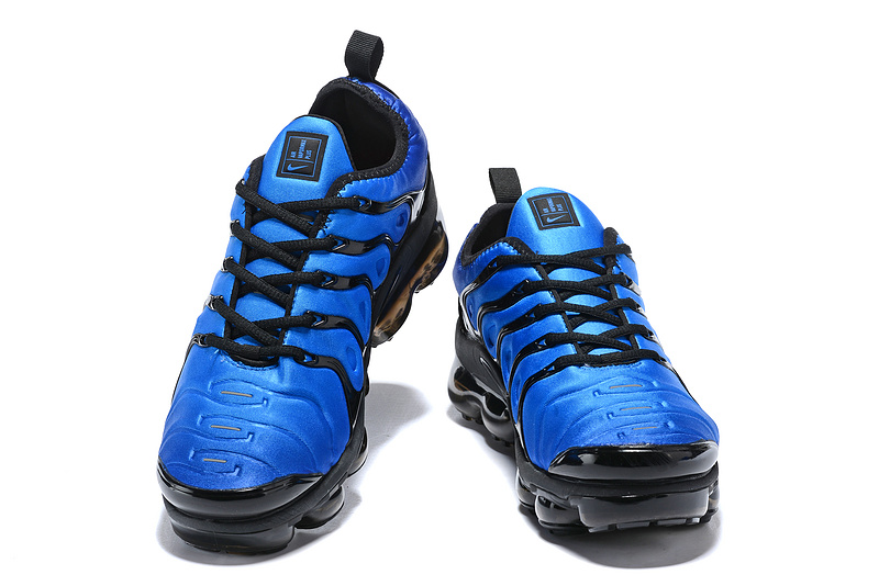 2a187e33151 Nike Air VaporMax Plus Tn Obsidian Photo Blue Black 924453 401 Men s  Running Shoes
