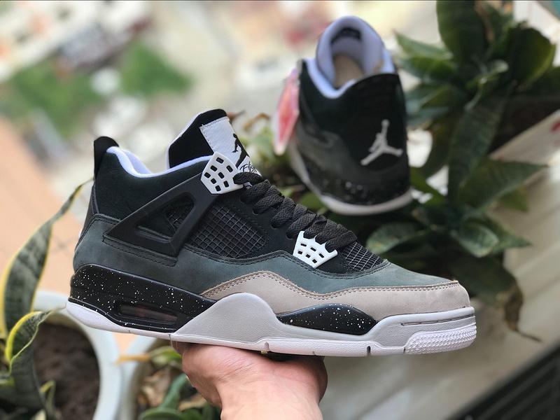 promo code f363c 42323 Nike Air Jordan 4 Retro Fear Pack ...