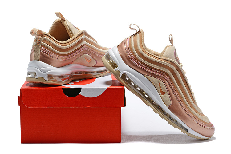 the latest 79c64 5c130 Nike Air Max 97 Ultra 17 Se Metallic Red Bronze ...