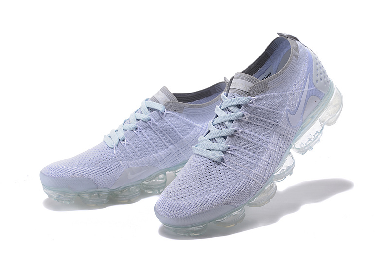 info for a5431 a44a5 Nike Air VaporMax Flyknit 2 TPU Gray White Women's Men's Running Shoes  NIKE-ST000576