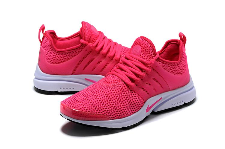 buy popular 3ffd4 32974 Nike Air Presto Hyper Pink Black White Women's Running Shoes 878068-600A