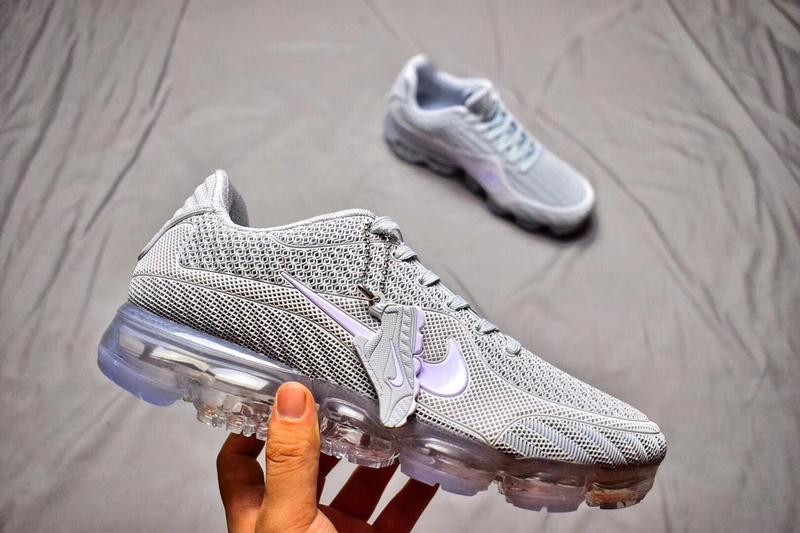Nike Air Max 2018 Kpu Vapormax Cool Grey White Men S Women S Running