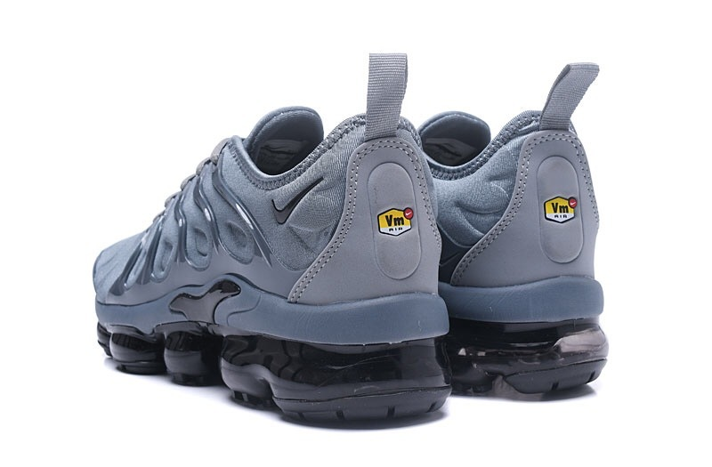 1e66377563b5 Nike Air VaporMax Plus TN Dark Grey Men s Running Shoes NIKE ...