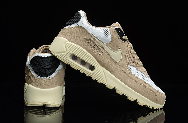 Nike Sportswear AIR MAX 90 Sneakers light bone mushroom