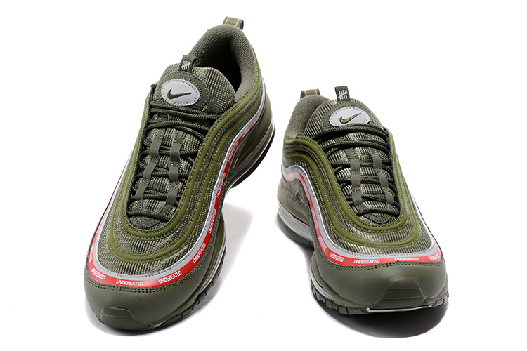 separation shoes 96076 cc7ee undefeated air max 97 olive