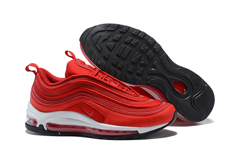 low cost nike air max 97 mens red white 59480 04370