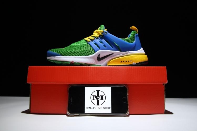 new arrival 99dd2 2633a Nike Air Presto Essential Brazil Lucky Green ...