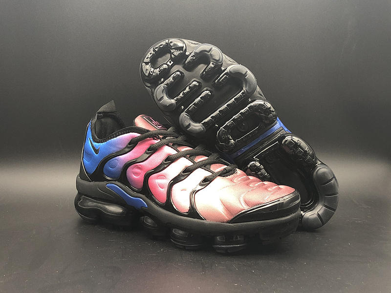 the best attitude 43fa8 b0d59 Nike Air Vapormax Plus TN Multi-Color Spectrum Men's Running Shoes  NIKE-ST000976