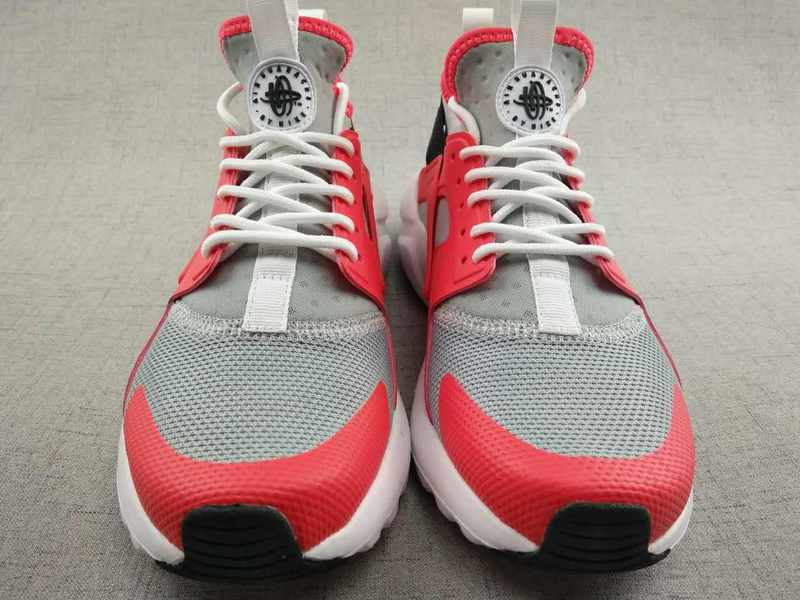 new style b18af b132f ... france nike air huarache ultra max orange wolf grey anthracite black  mens womens casual shoes bfc40