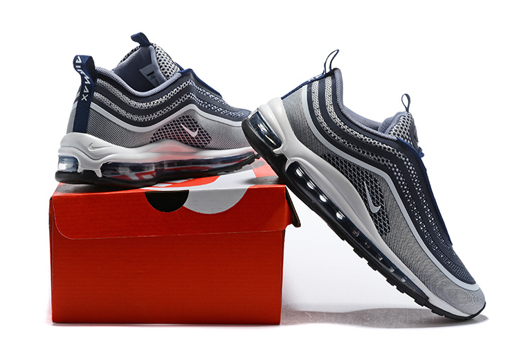 san francisco a6081 63b42 Nike Air Max 97 UL  17 Navy Navy Light Carbon White Men s Running Shoes  918356-402   WithTheSale.com