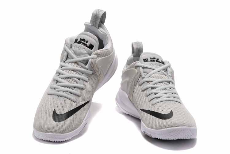 6c357d37165 ... usa nike zoom witness ep lebron james wolf grey white black mens  basketball shoes 37157 bc5fa