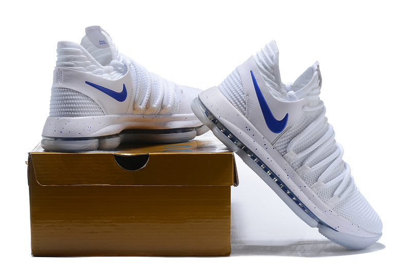 buy popular a736a 8c002 Nike Zoom KD 10 LMTD EP White ...