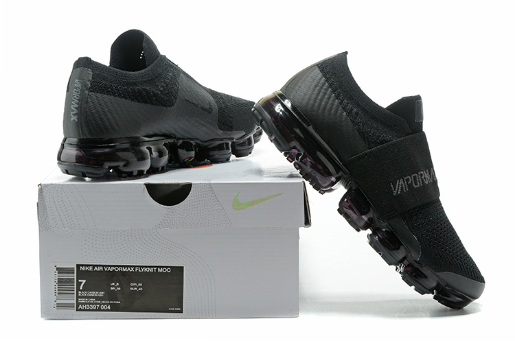 4f0c1b8a568 Nike Air VaporMax Flyknit Moc Black Anthracite AH3397 004 Men s ...