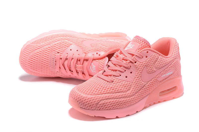 ladies pink nike air max