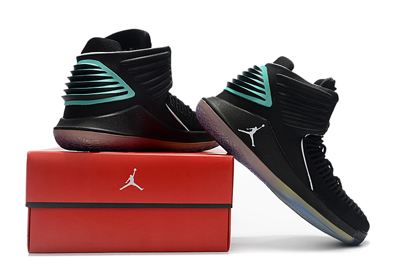 huge discount b47d1 140c1 Nike Air Jordan XXXII AJ32 Black ...