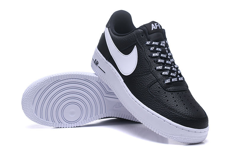 Women's Sneakers 1 Lv8 Shoes Men's 823511 Nba 007 Air Running Nike 07 Black Pack Force White vwymN08nO