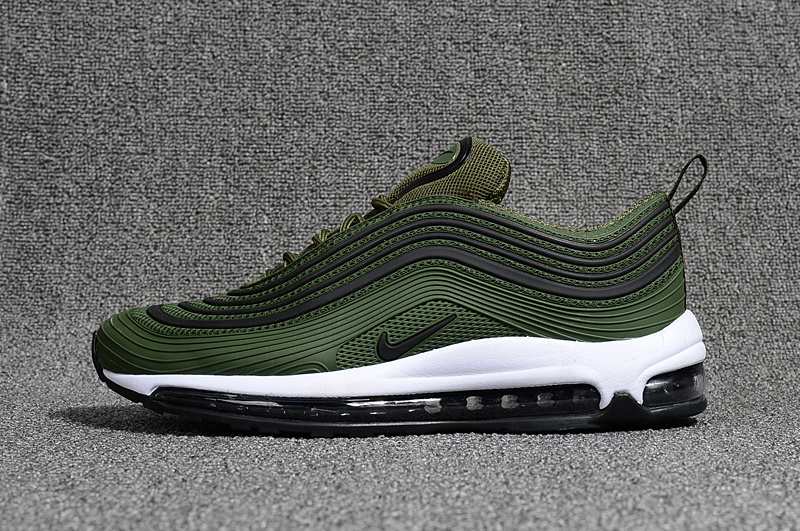 3c2811c6250e ... cheap nike air max 97 kpu og playstation olive green black white mens  running shoes 8c26a ...