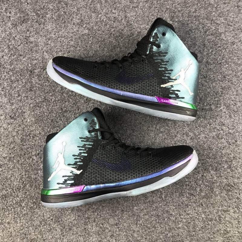 super popular ac70a 54530 Nike Air Jordan Retro 31 ASW Chameleon All-Star Mens Athletic Basketball  Shoes 905847-004