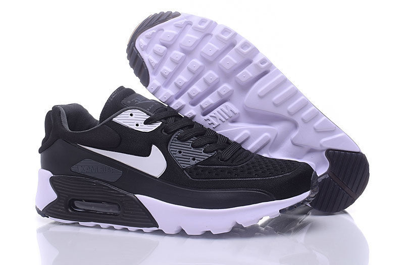 sale retailer 9dec6 feb13 Nike Air Max 90 Ultra SE Premium Black ...