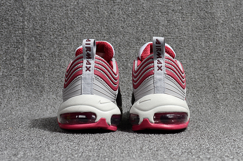 Nike Air Max 97 Kpu OG Playstation Grey Red White Men's Running scarpa NIKE ST000679