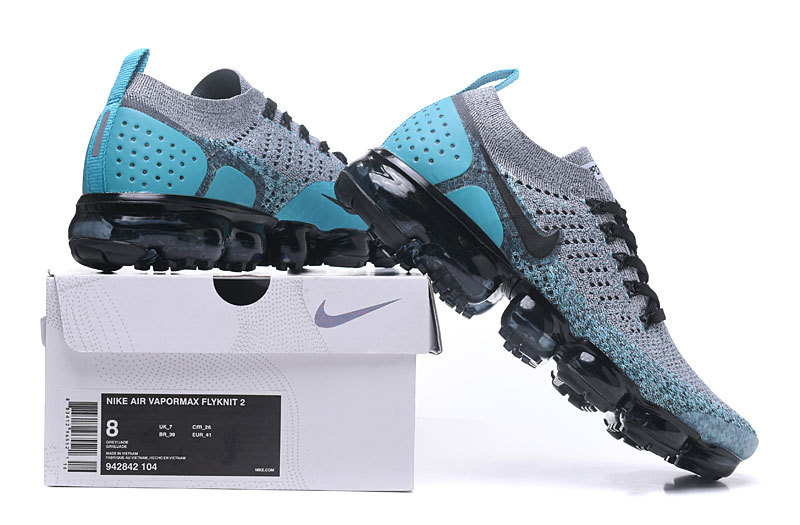 2aec3fa39fdcc Nike Air VaporMax Flyknit 2 Dusty Cactus Women s Men s Running Shoes ...